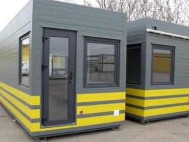 Сonstrucții mobile/ modulare